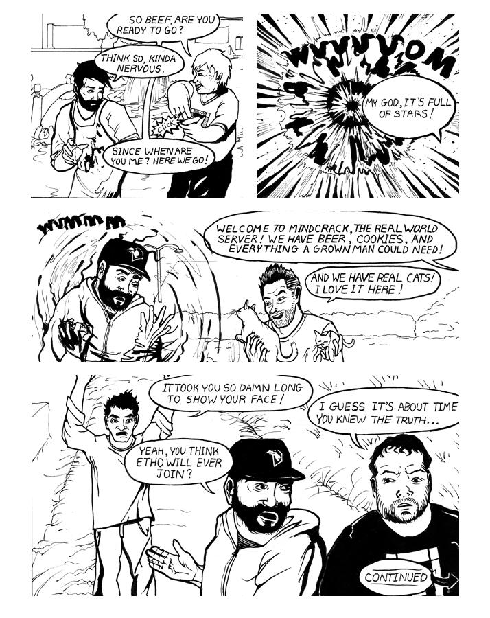 Mindcrack I.R.L. Part 1